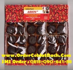 Arion – Coklat Penambah Berat Badan yang Sehat
