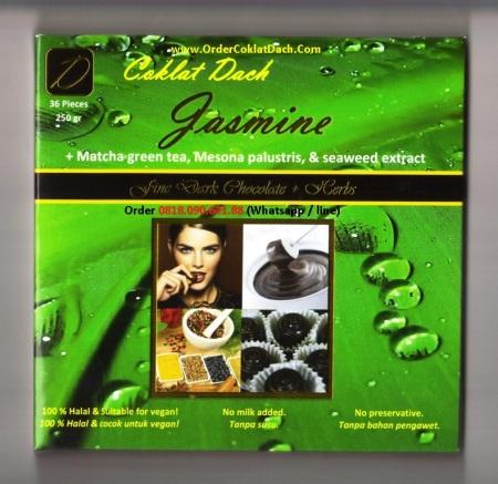 jual coklat jasmine